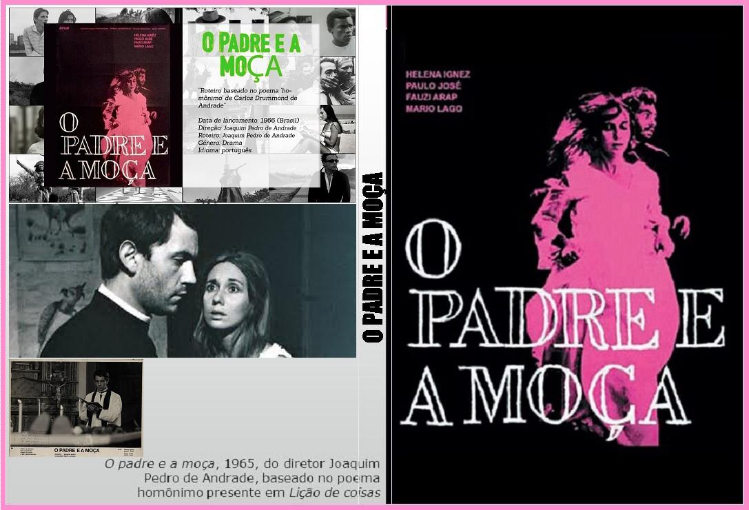 Resultado de imagem para o padre e a moça (1966)